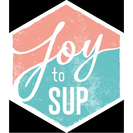 joy to sup logo